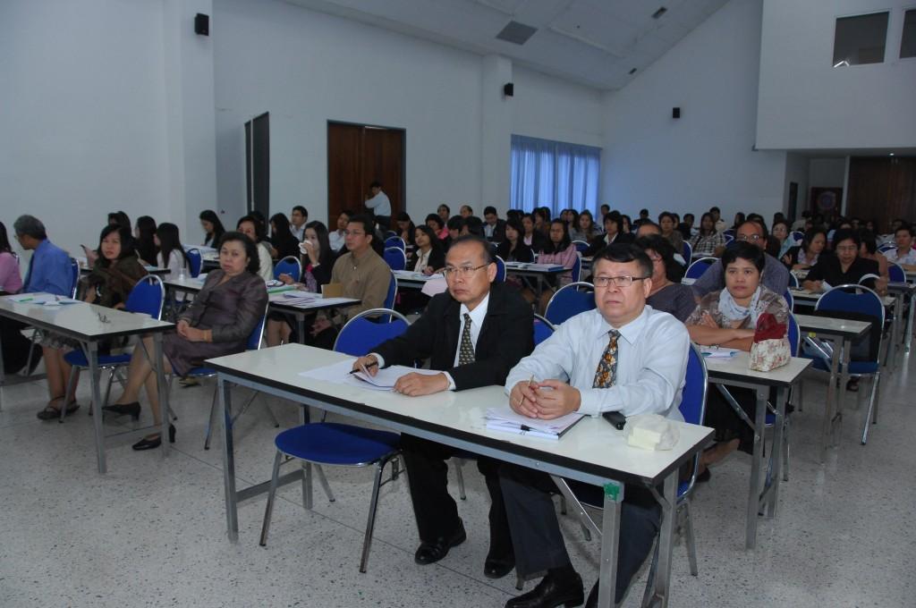 Preparation toward the educational assessment
