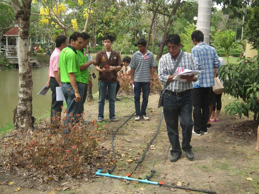 Sukhothai Tammatirat visiting RMUTT