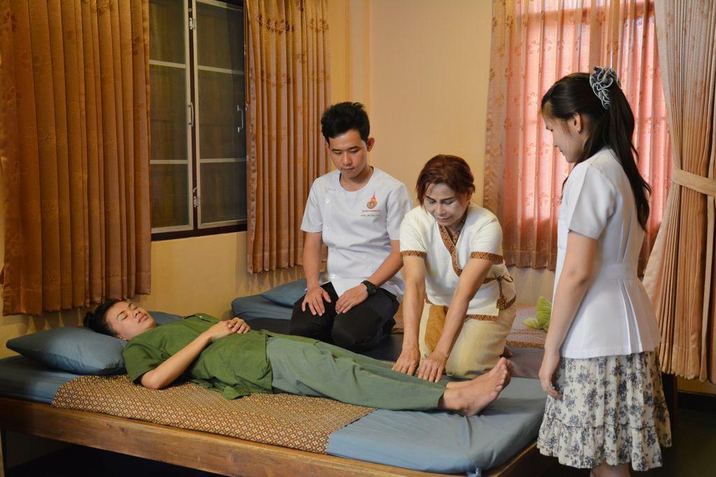 THAI TRADITIONAL MEDICINE COLLEGE