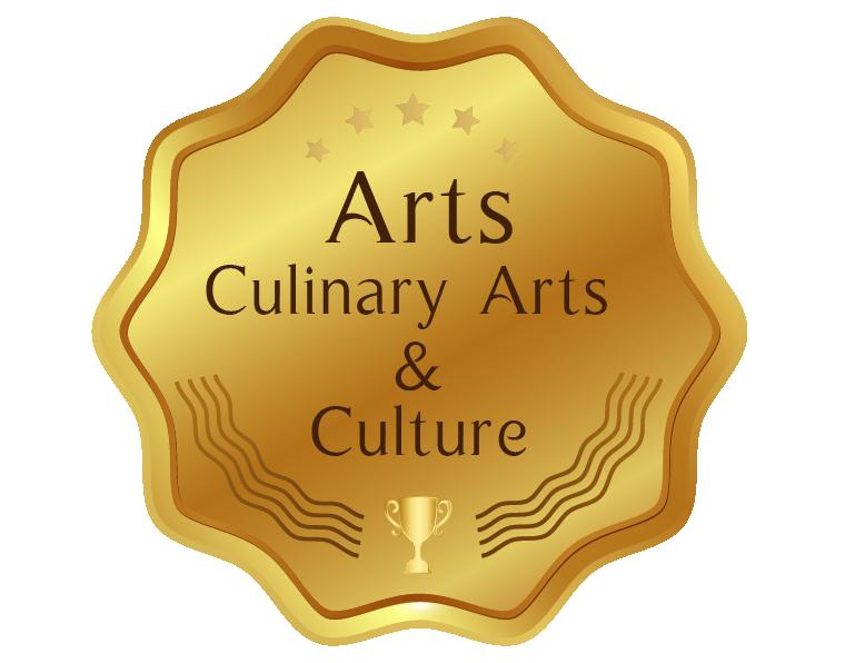 Arts, Culinary Arts & Culture